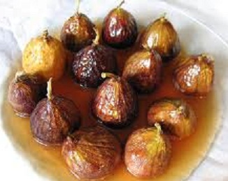 Poached Figs 2