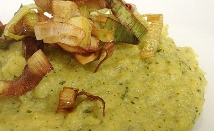 pesto-polenta-with-frazzled-leeks1